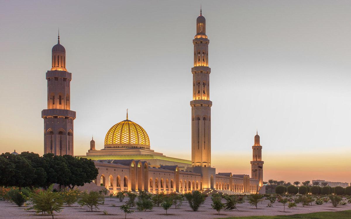 La Mosquee de Nizwa
