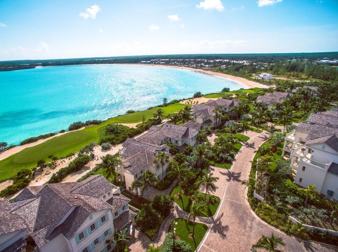 Vue aérienne - Grand Isle Resort