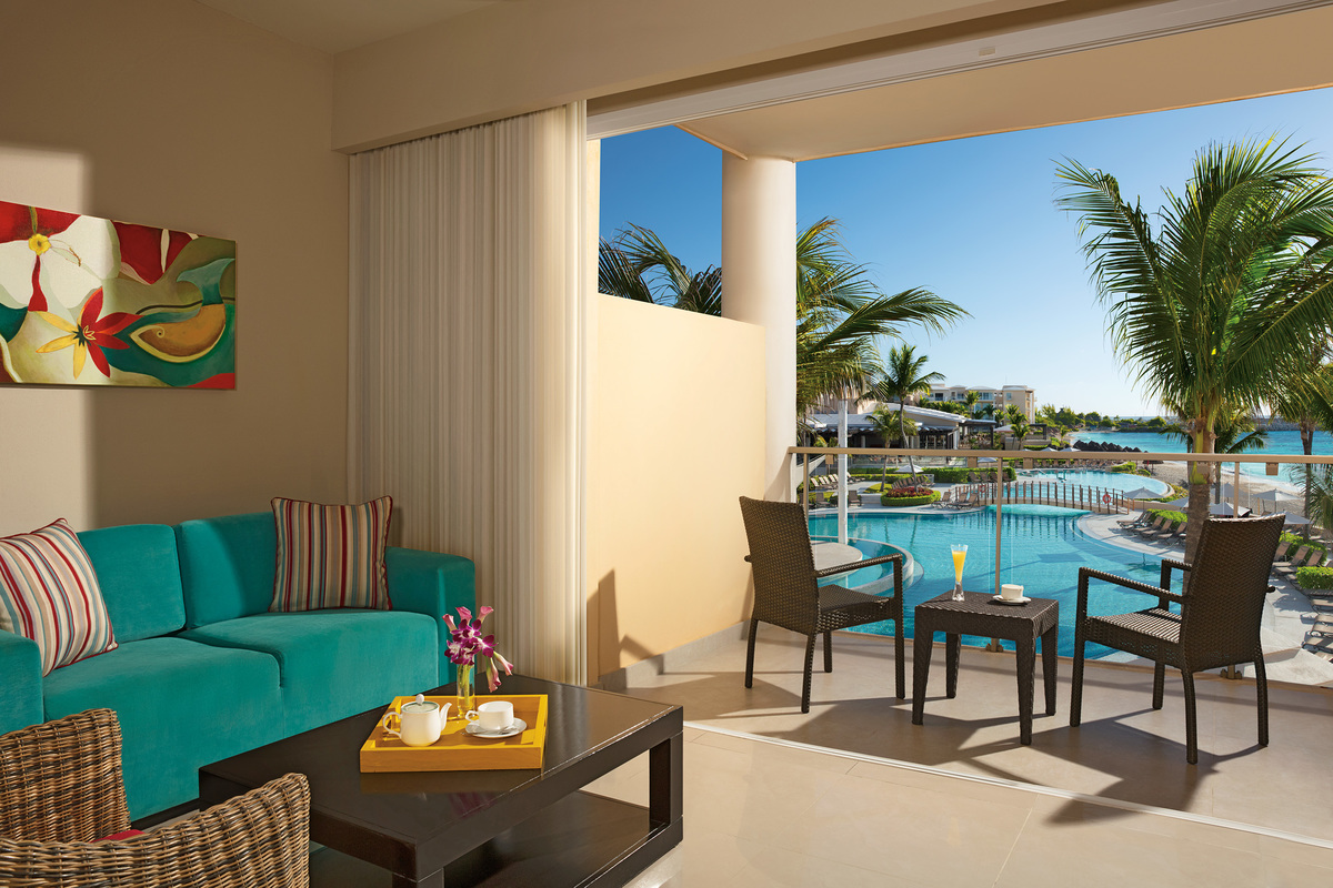 Junior Suite Ocean View - Now Riviera Jade