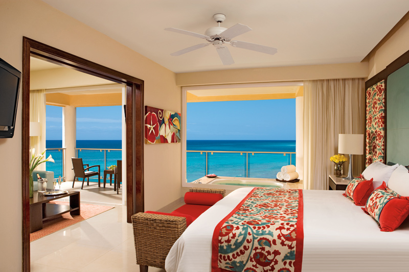 Suite Ocean View Preferred Club King Bed - Now Riviera Jade